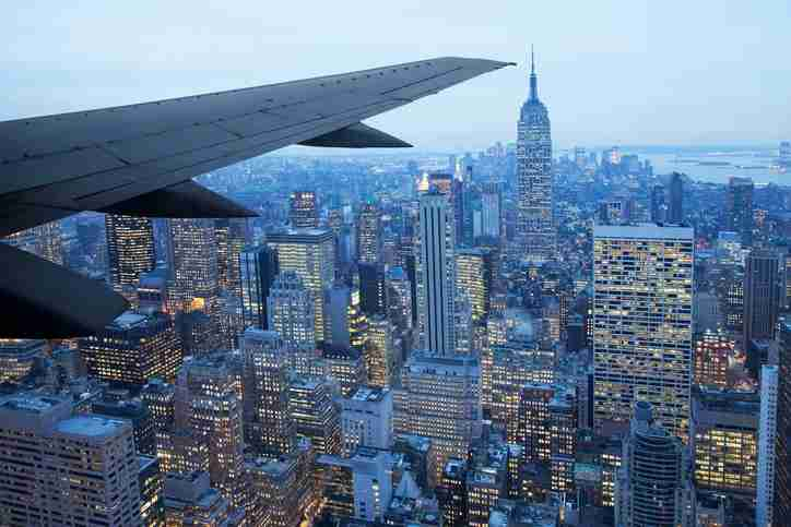 Usa. New York. New York City.