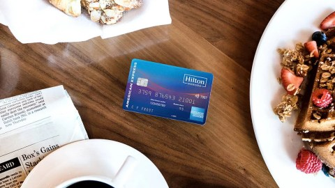 Credit Card Review Hilton Amex Ascend