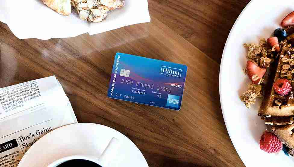 Hilton Honors American Express Ascend Credit Card