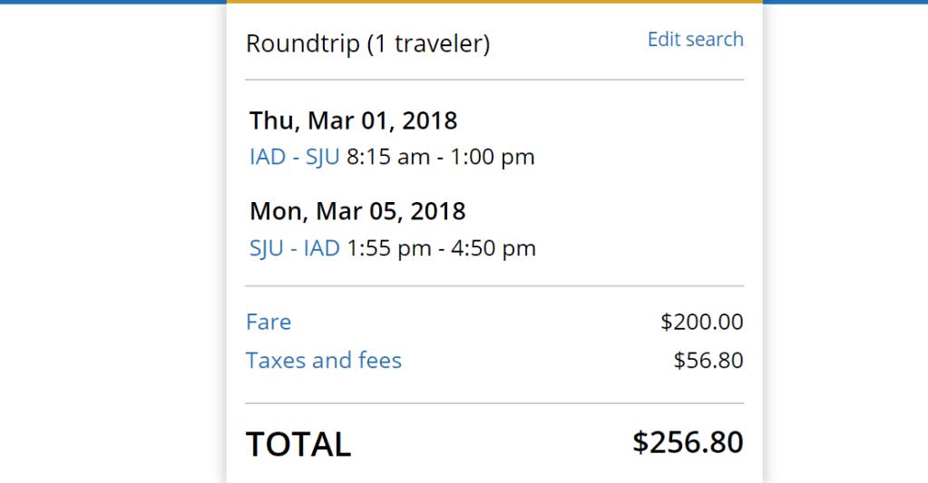 Deal Alert Nonstop Flights To San Juan From 157 Round Trip