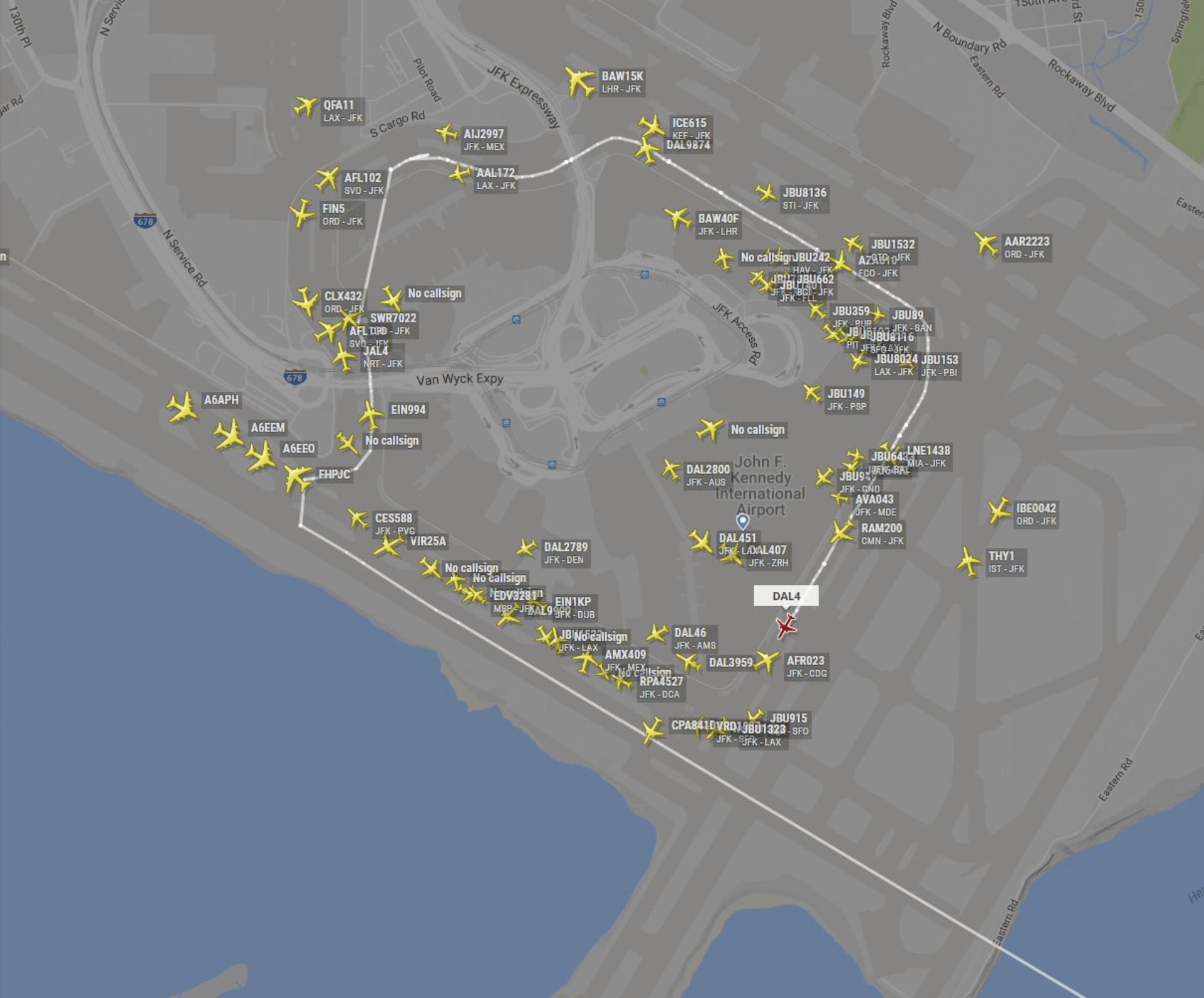 Mayhem At Jfk As Airport Digs Out