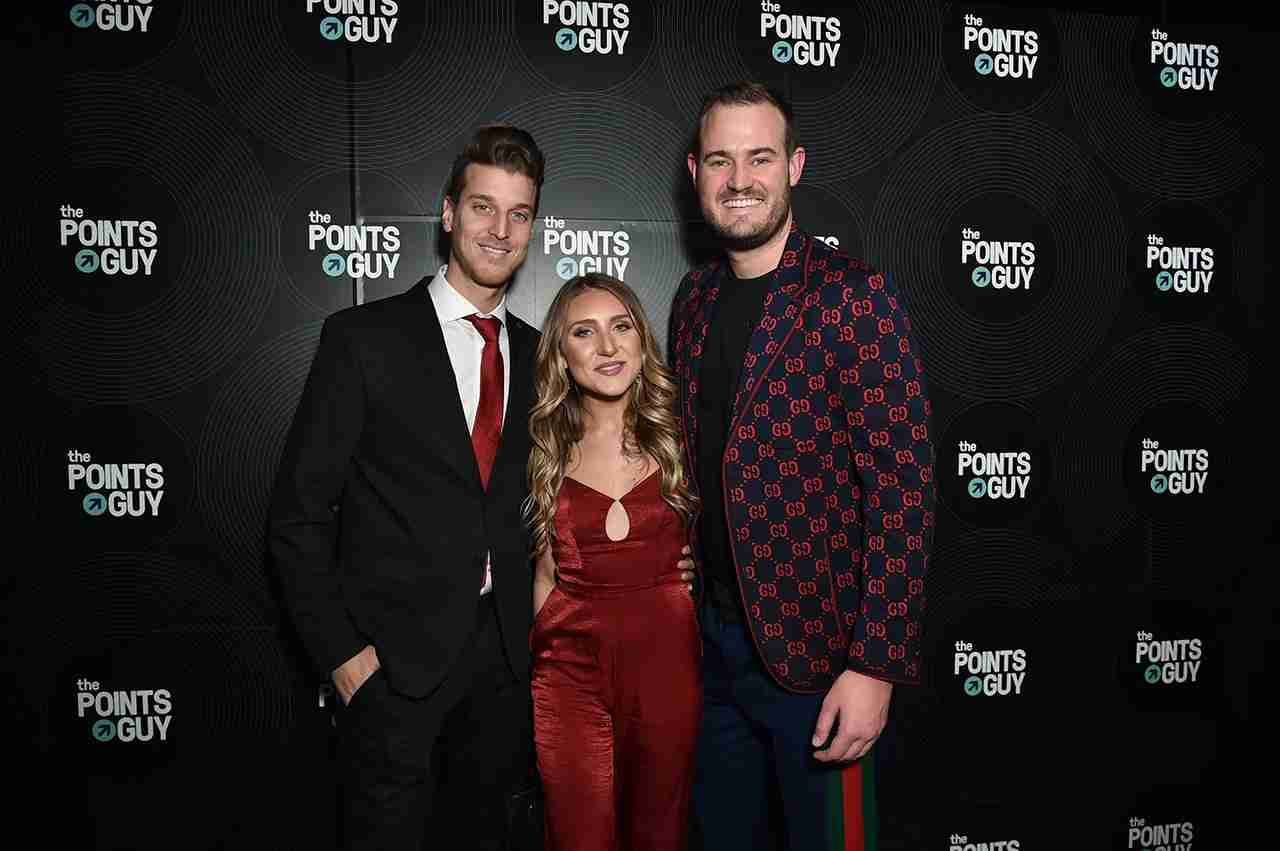 attends The Points Guy 2018 Grammy Party with Lil Uzi Vert on January 23, 2018 in New York City.