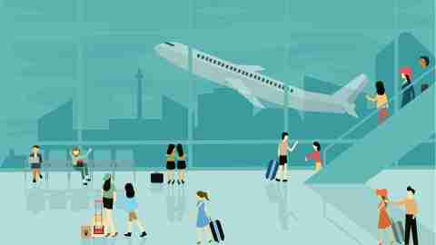 Types of People You'll Find Hanging Out in Airports