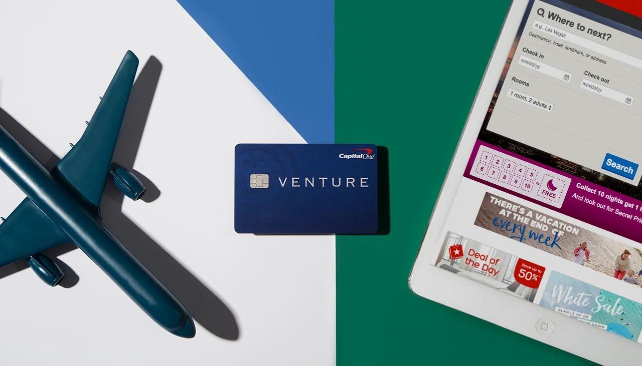 Capital One Venture Rewards Review