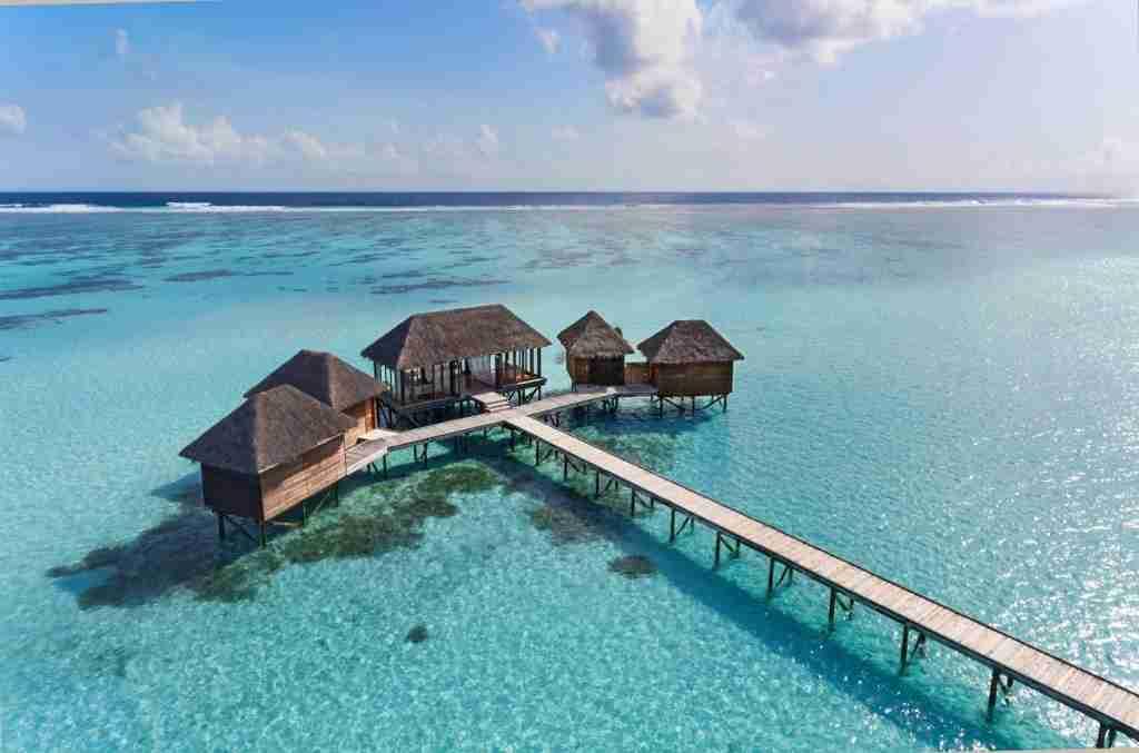 Conrad Maldives (Image courtesy of Hilton)
