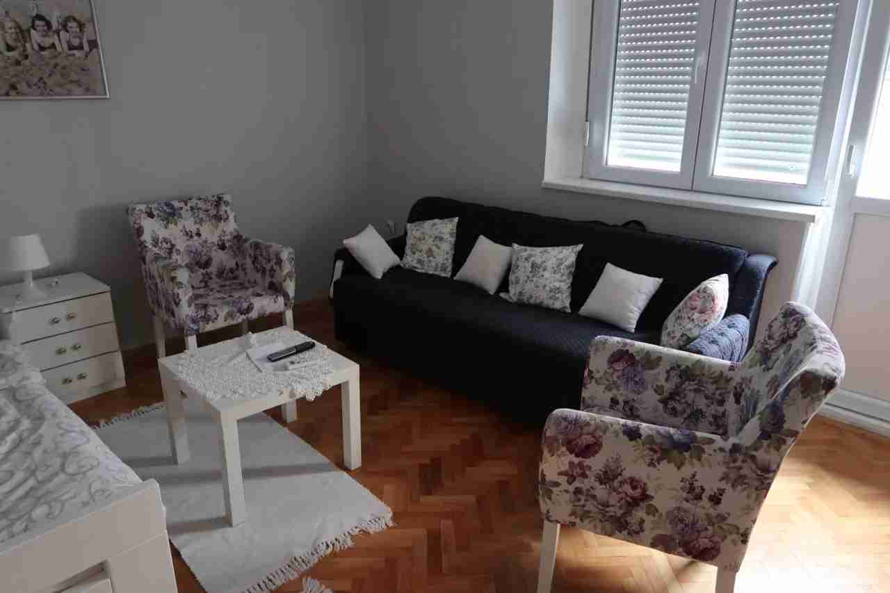 Much of the world - like this AirBnB in Belgrade, Serbia - uses shutters to conserve energy.