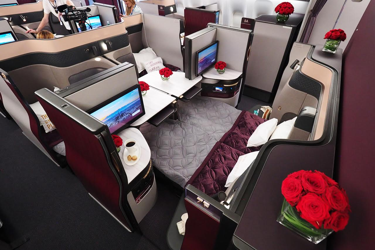 Premium Cabin Redemptions With the Best Value for US-Based Travelers