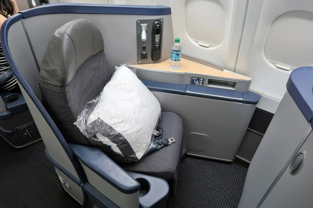 Fly Aa S Best Business Class Domestically March April