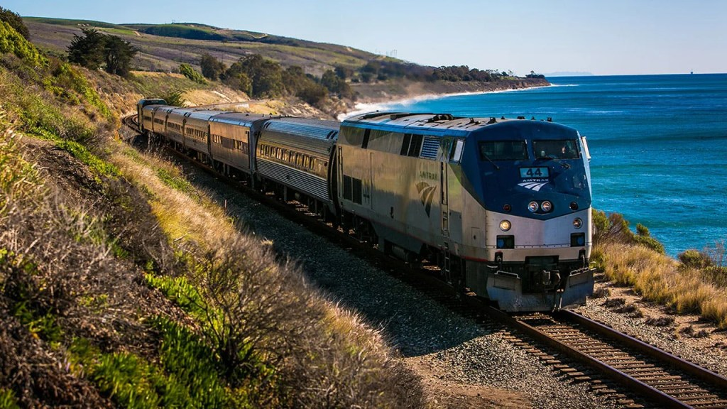 7 Tips For Taking Amtrak With Your Kids