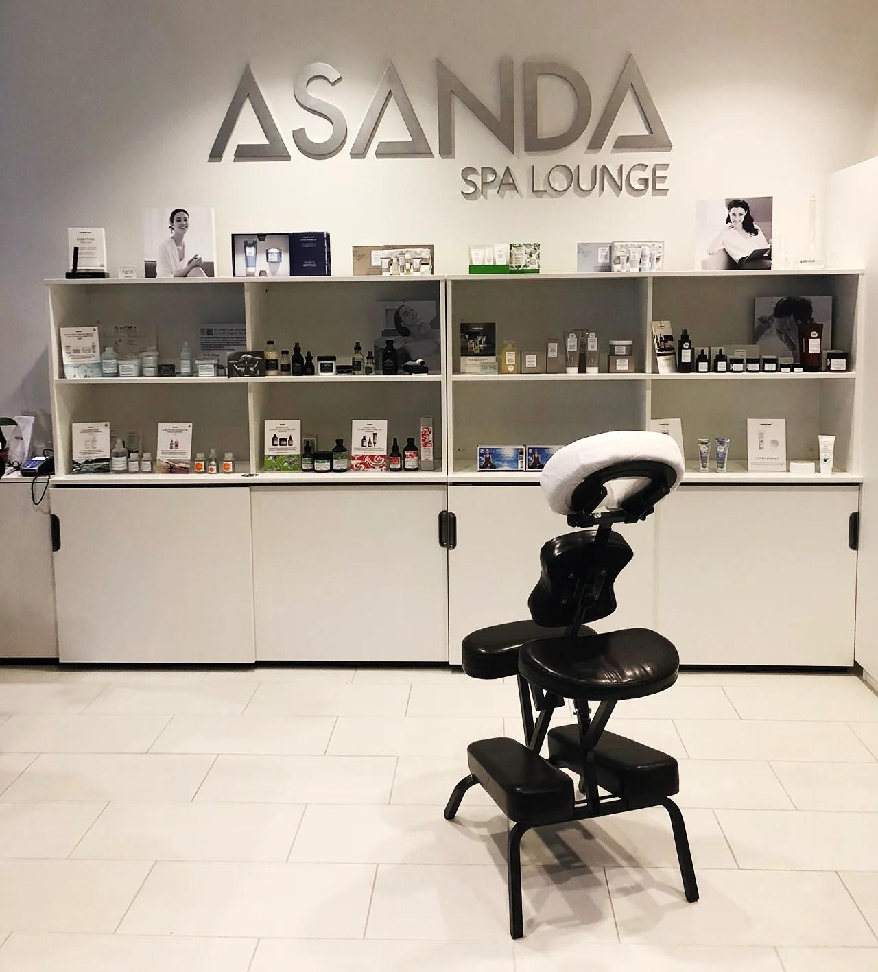 A Review Of Delta S New Asanda Spa At Atlanta Airport