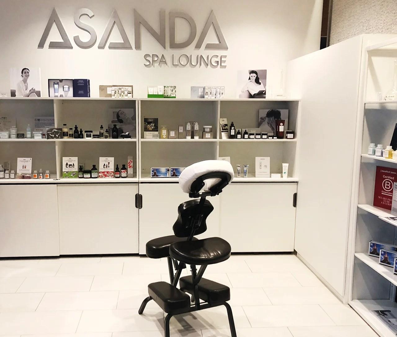A Review Of Deltas New Asanda Spa At Atlanta Airport