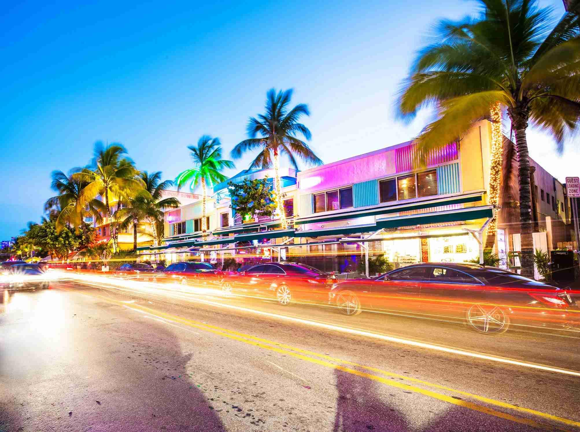 Miami, Miami, you