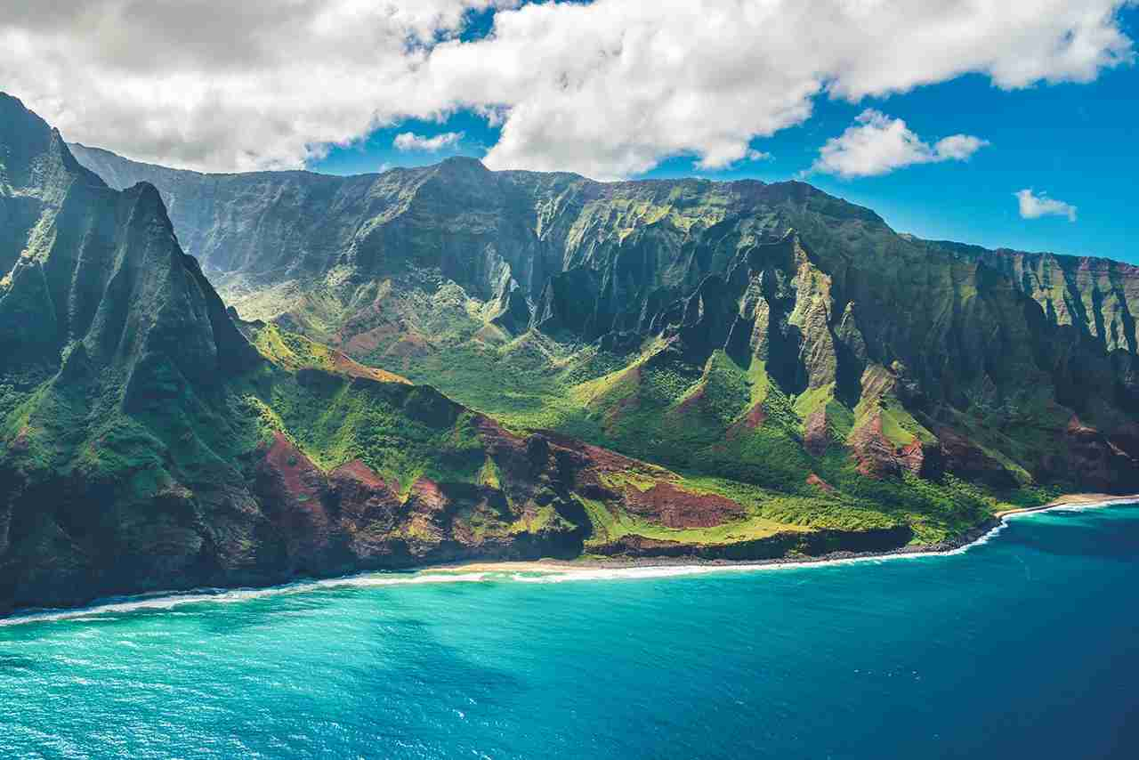 Na Pali Coast (Photo by Getty Images)
