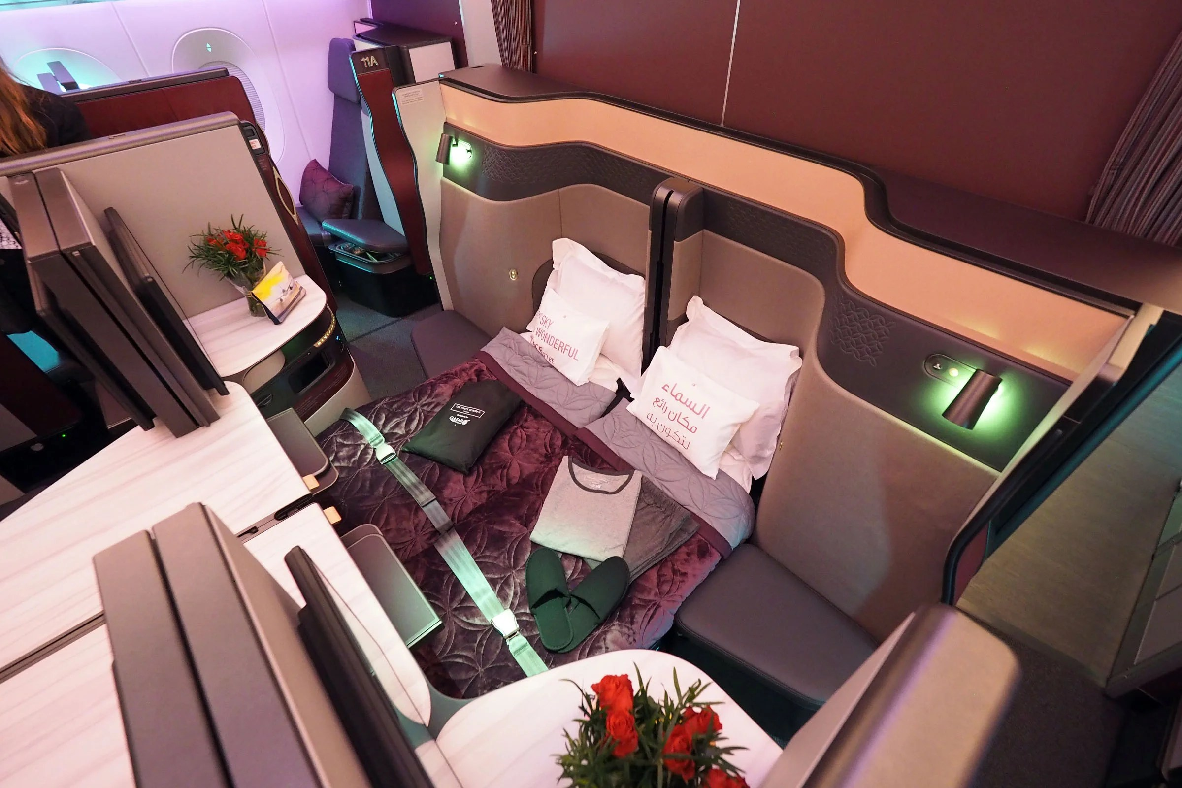 8 Airlines With the Best International Business Class Seats for Families