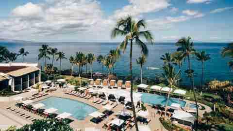 Resort Wailea Beach Marriott, HI