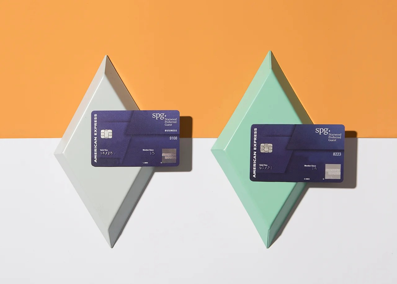 New 35,000 Point Welcome Bonus on Starwood Amex Biz Card
