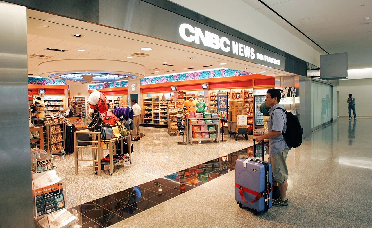10 Airports Where Shopping Is Almost As Good As Flying