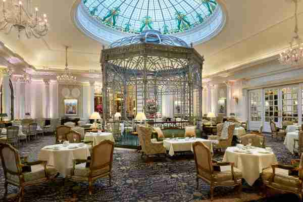 The Savoy in London. (Photo courtesy The Savoy)