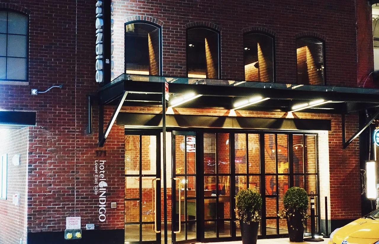 review   hotel indigo  east side  york