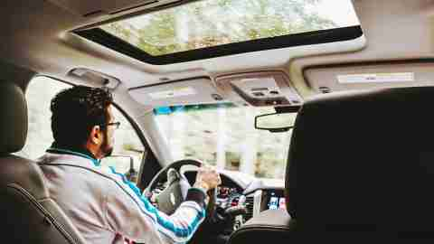 Uber requiring its most frequent drivers to take breaks