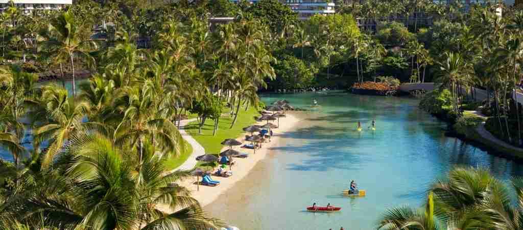 Hilton Waikoloa Village available for 60,000 points per night. Photo courtesy of property.
