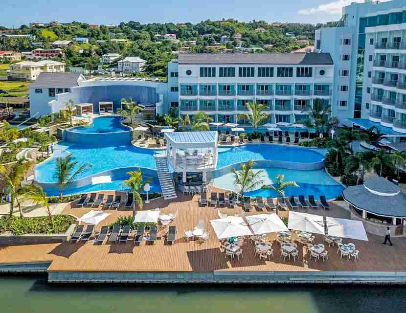 Harbor Club St. Lucia (Photo courtesy of Curio Collection)