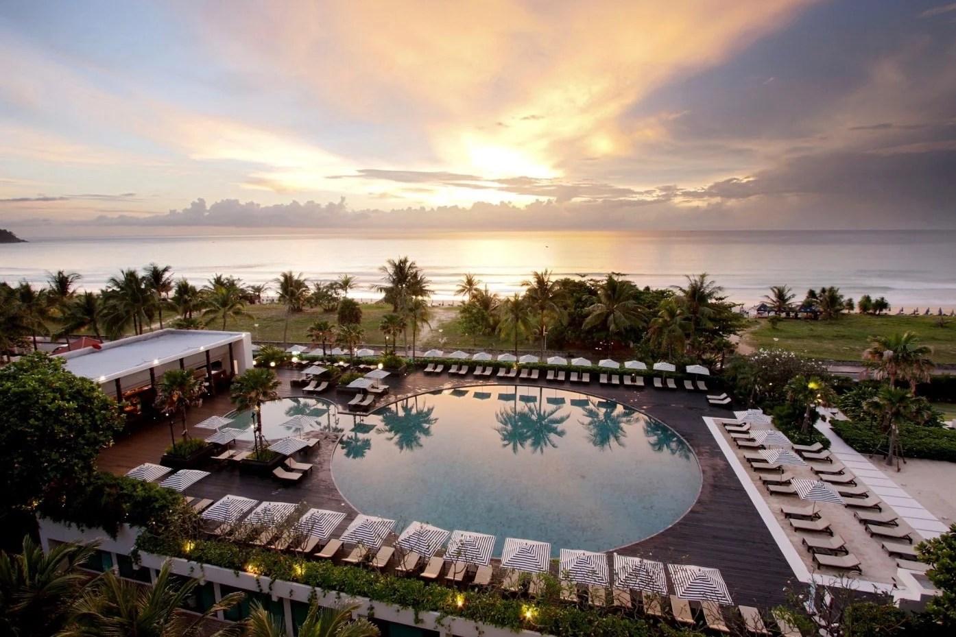 Photo of the Phuket Arcadia Resort & Spa courtesy of the hotel.