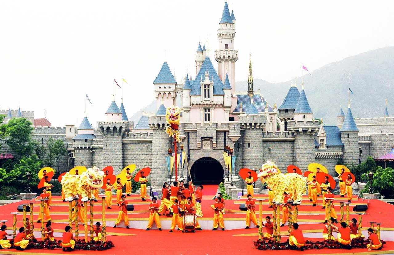 Have an English Degree? You Could Be Hong Kong Disneyland's Next Cast Member