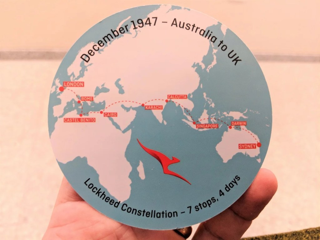 Qantas\' Inaugural Perth-London Flight is About to Take Off