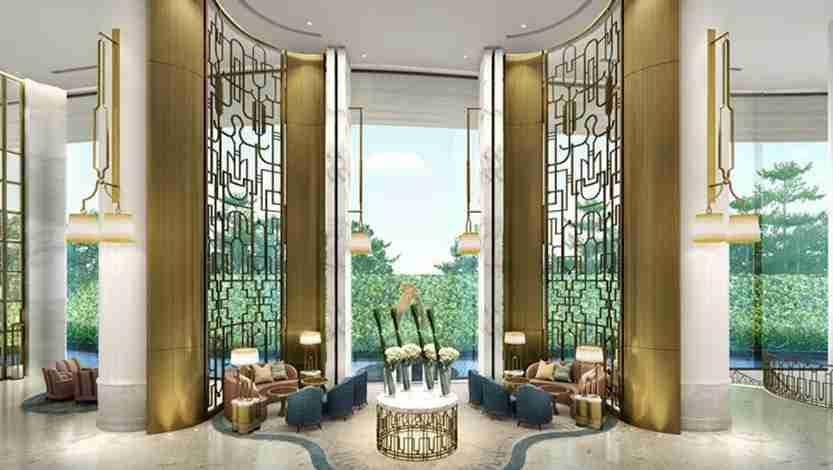 Photo courtesy of Waldorf Astoria Bangkok.