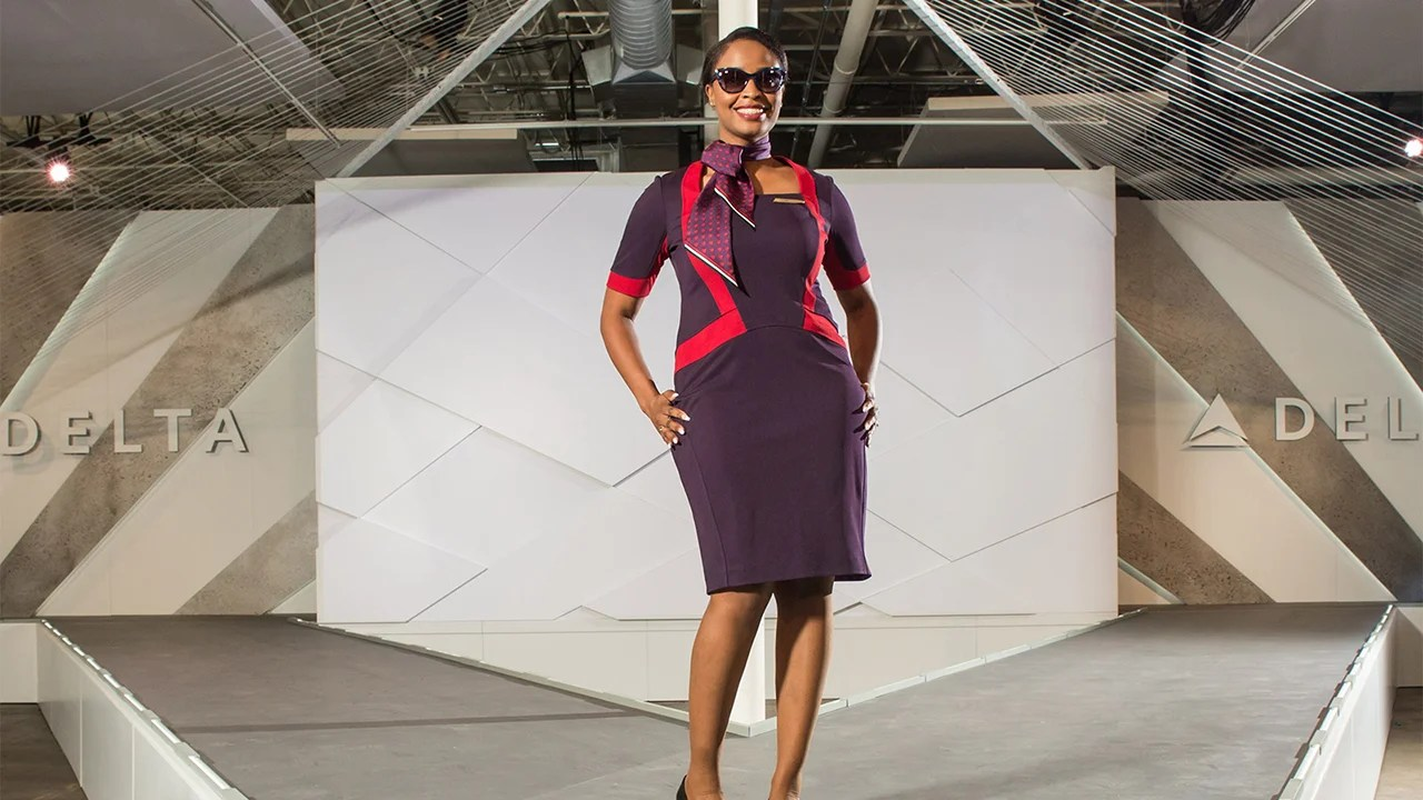 Fashion Takes Flight Our Favorite Designer Airline Uniforms