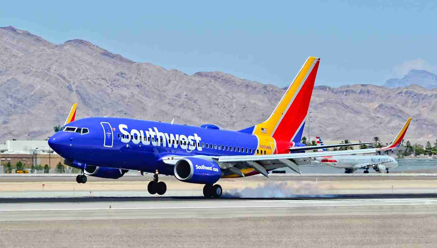 You can transfer UR points for flights on Southwest.