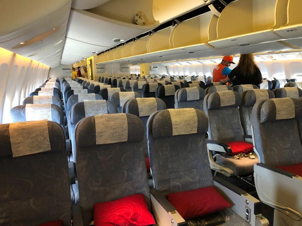DEFINE ROUND TRIP FLIGHT