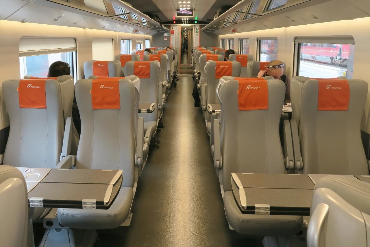 Why You Might Want to Tour Europe By Train, Not Plane