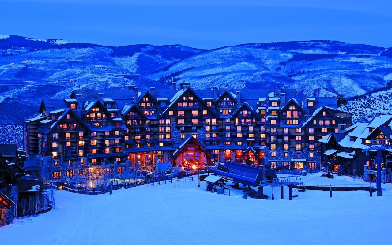The Ritz-Carlton, Bachelor Gulch was a popular choice for our TPG Lounge members to stay in. (Photo courtesy of the hotel)