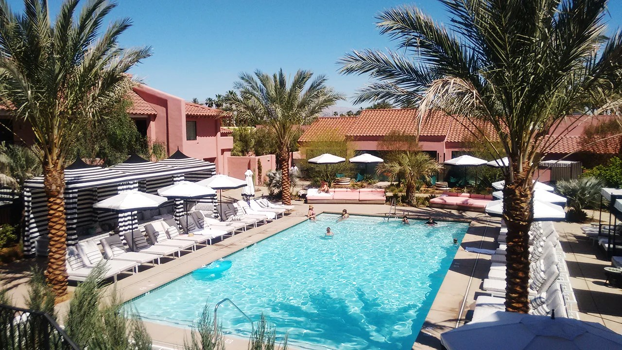 First Look The Sands Hotel Amp Spa In Indian Wells California