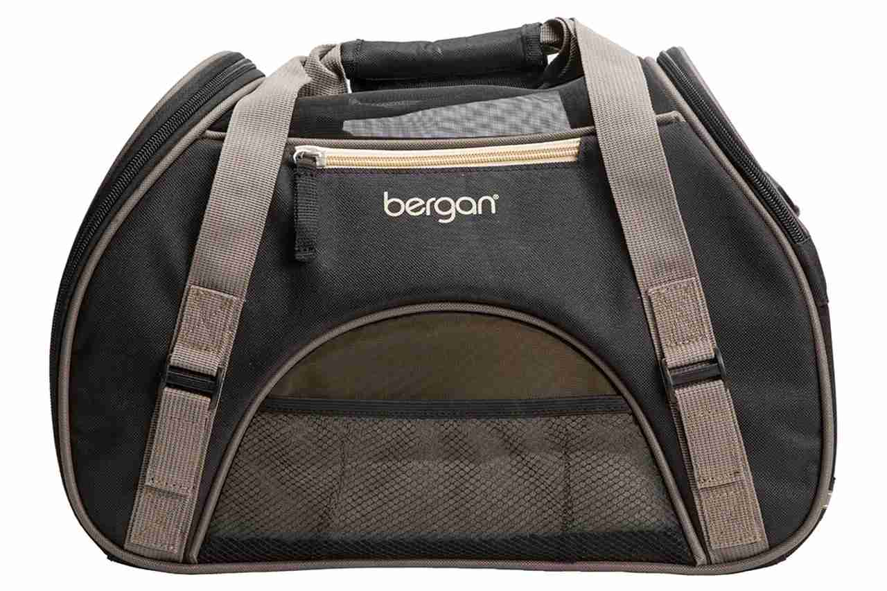 Image of Bergan Comfort Carrier provided by Coastal Pet Products.