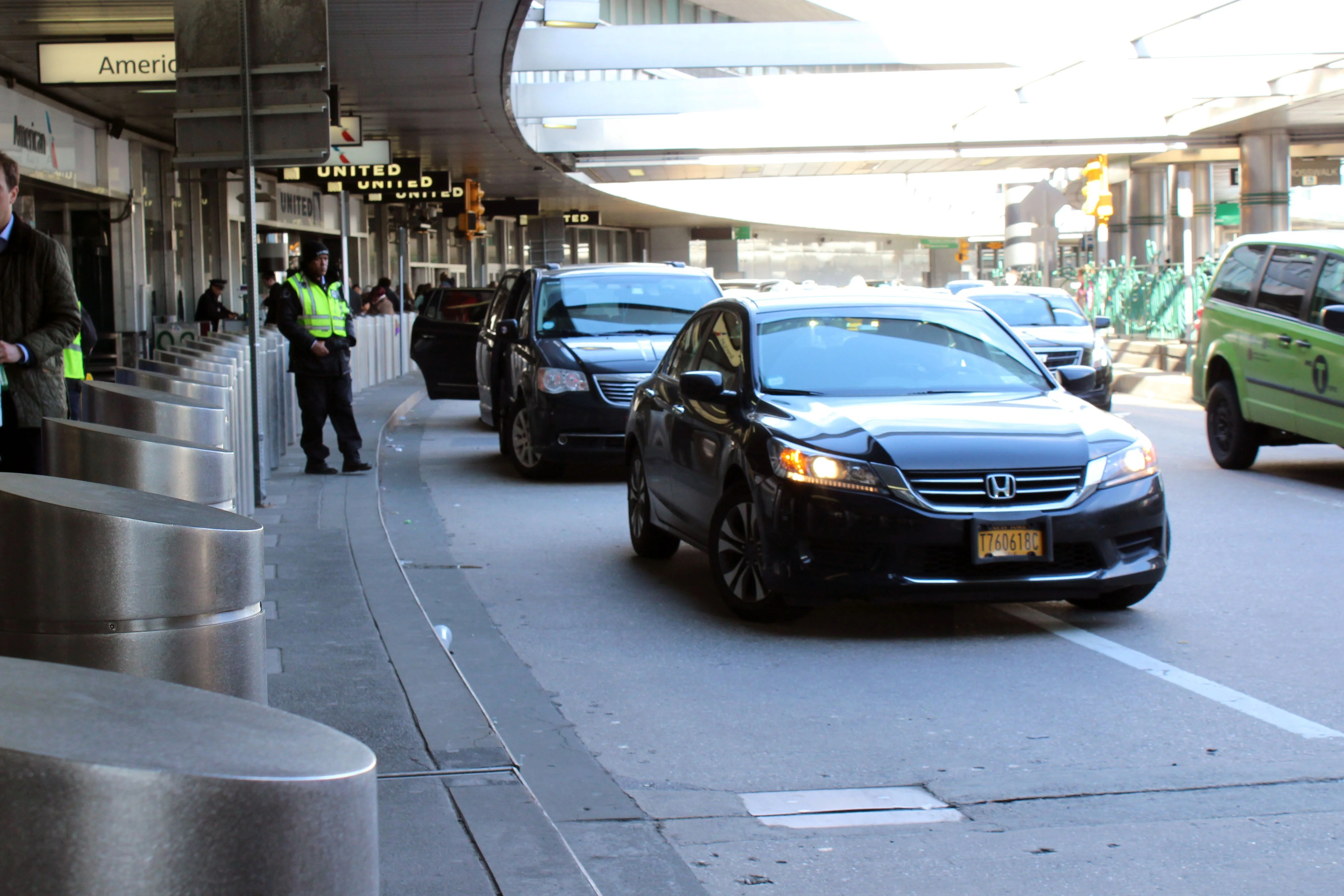 Getting an Uber or Lyft at LGA Will Soon Be Much Easier