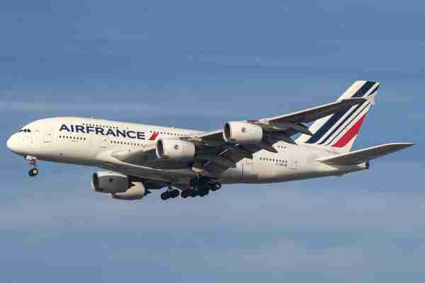 An Air France A380. (Image by Bruno Geiger / Flickr)