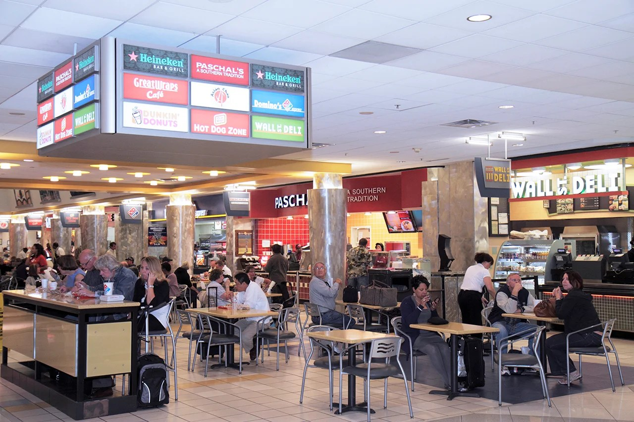 You Might See Fewer Dining Options At The Busiest Airport