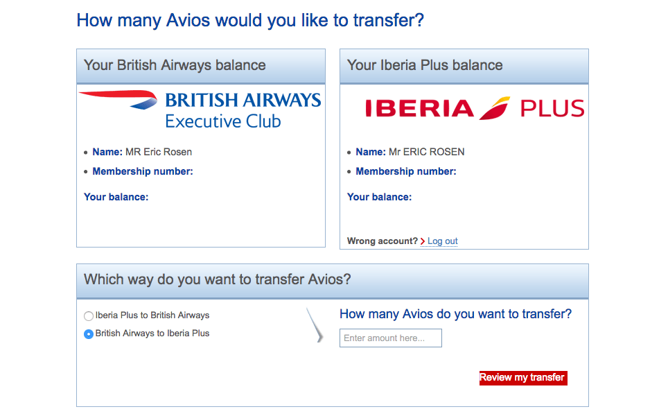 Using Iberia Instead of British Airways to Cut Taxes & Fees