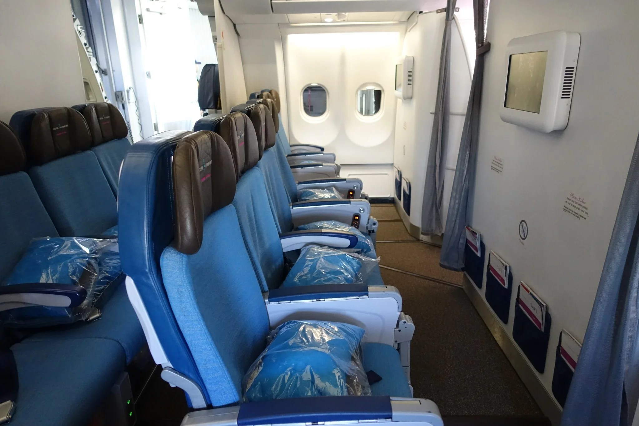 Wondrous Review Hawaiian Airlines A330 Economy From Honolulu To Nyc Ibusinesslaw Wood Chair Design Ideas Ibusinesslaworg