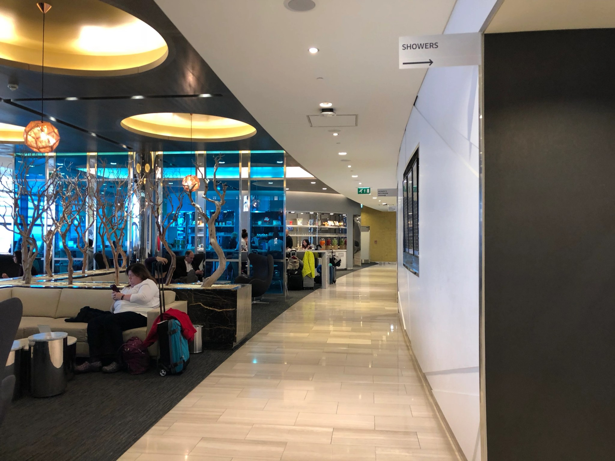 Review: The United Club at London Heathrow (LHR)