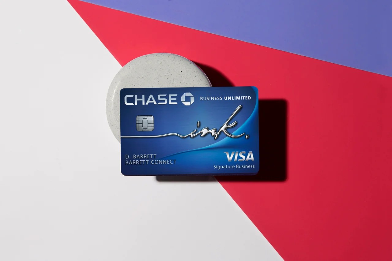 Chase Unveils Ink Business Unlimited Card With $500 Sign-Up Bonus