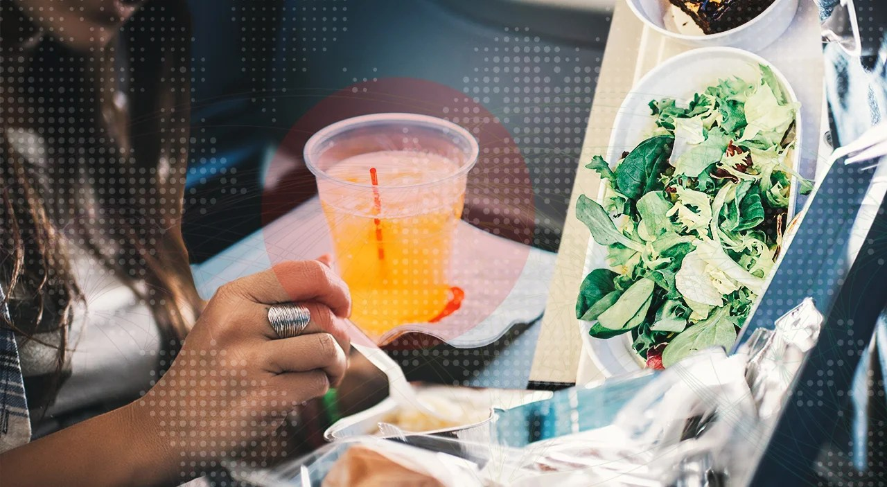 13 Expert Tips for Eating Healthy on Planes