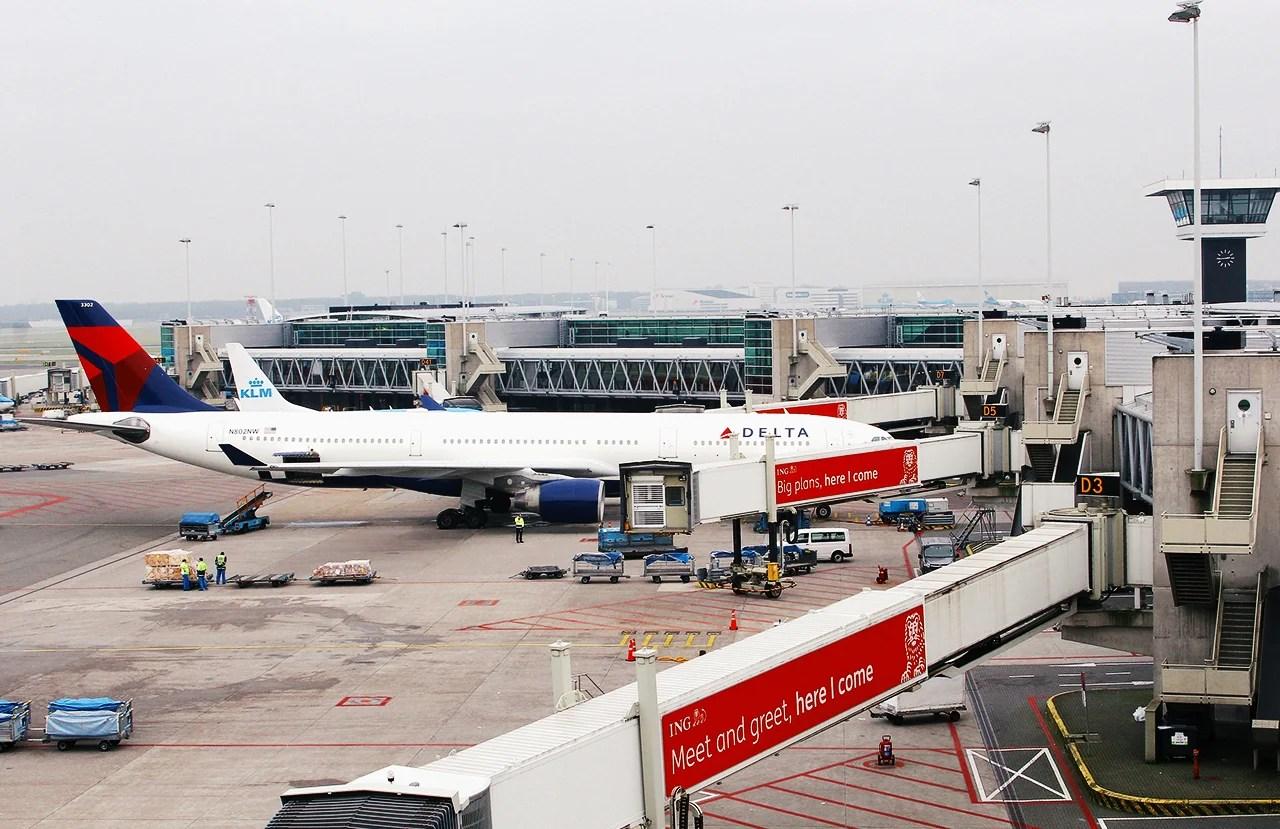 Air France Klm Delta Virgin Closer To Joint Venture