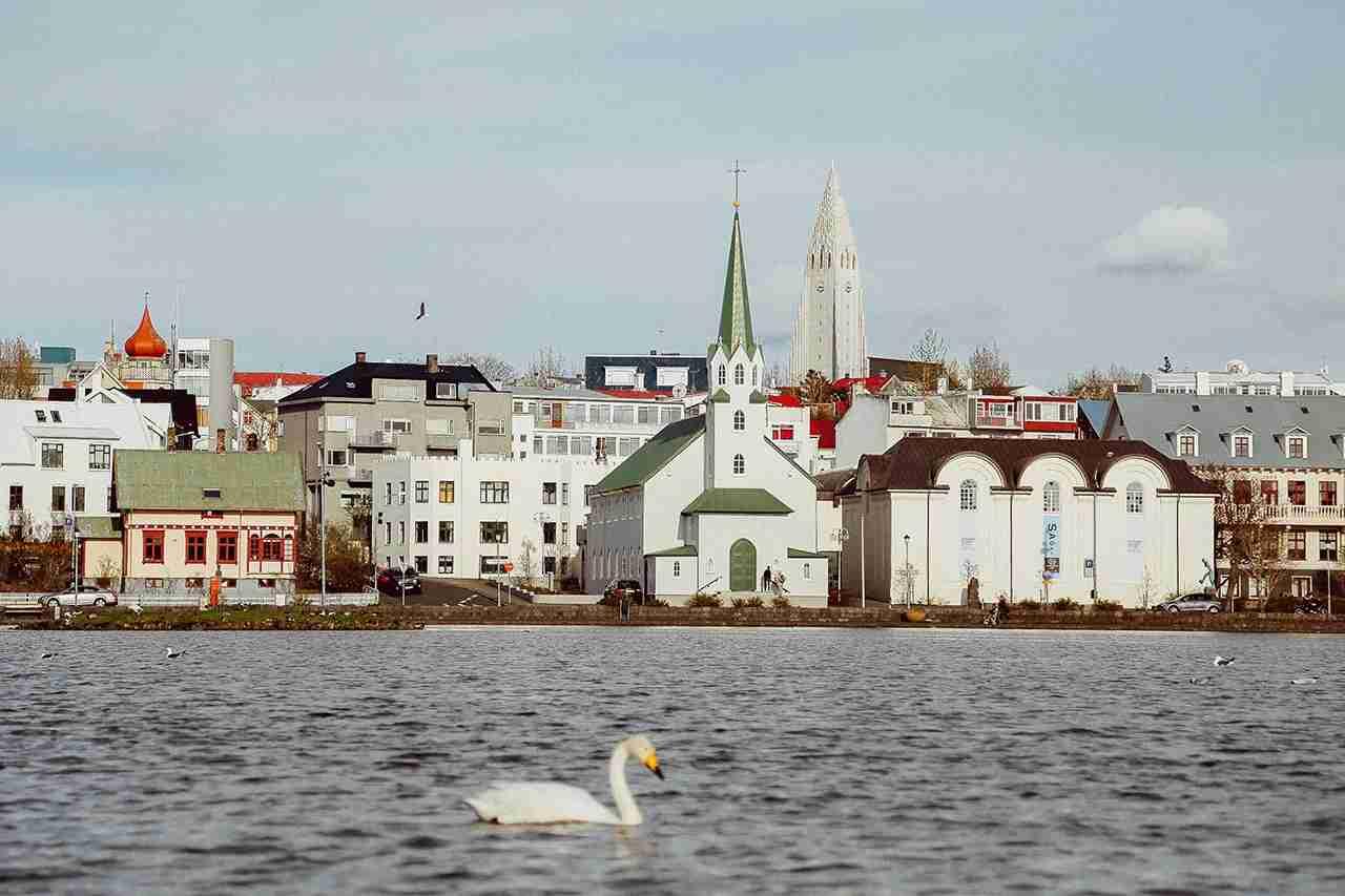 Reykjavik, Iceland, just got a lot closer. (Photo by Evely Paris via Unsplash)