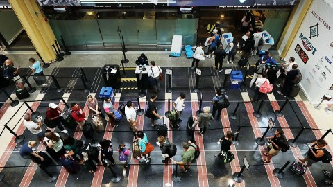 Shutdown TSA Preps For Its Busiest Day Ever Monday After