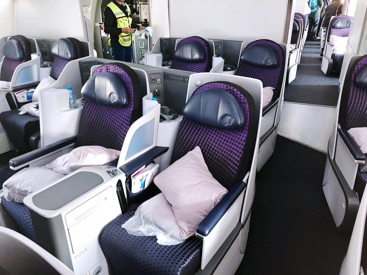 Review Aeromexico 787 8 Business Class From Mex To Scl