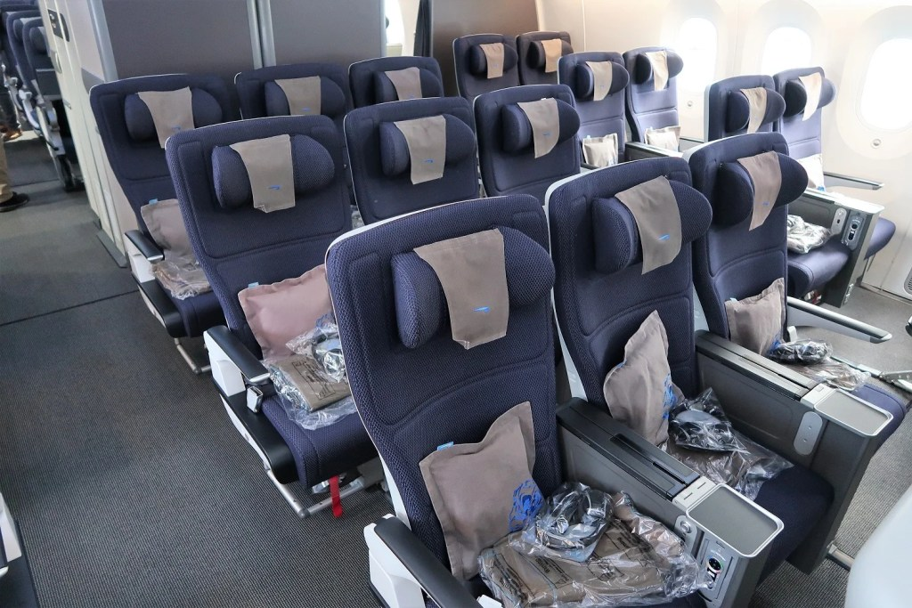 Review Ba Premium Economy On The B787 8 787 9 And 747